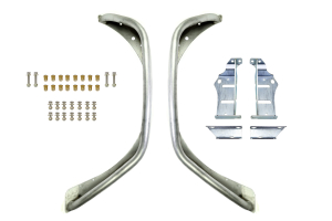 Poison Spyder Rear Crusher Flares Steel ( Part Number: 17-05-010)