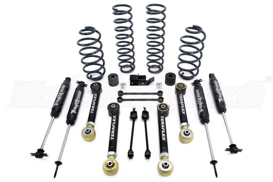 Teraflex 3in Lift Kit, w /FlexArms and Shocks (Part Number:1456332)
