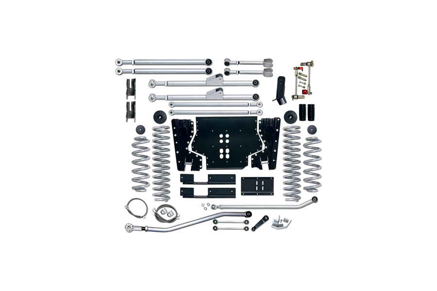 Rubicon Express 3.5in Extreme Duty Long Arm Lift Kit  (Part Number:RE7213)