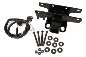 Rugged Ridge Receiver Hitch Kit w/ Wiring Harness ( Part Number: 11580.51)