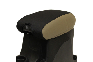 Bartact Padded Center Console Cover Top Color (Part Number: )