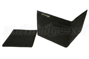 Dirty Dog 4x4 Trench Cover Black (Part Number: )