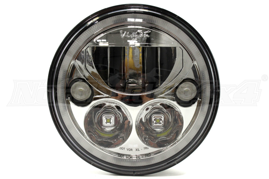 Vision X Vortex LED Headlight (Part Number:XIL-7RD)