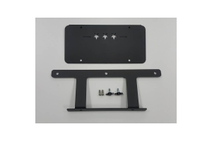 Maximus-3 Low Mount License Plate Bracket (Part Number: )