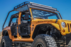 Body Armor Overlander Knuckle Joint Rack System (Part Number: )