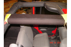 Rock Hard 4x4 Center Bar Padding Kit Rear (Part Number: )