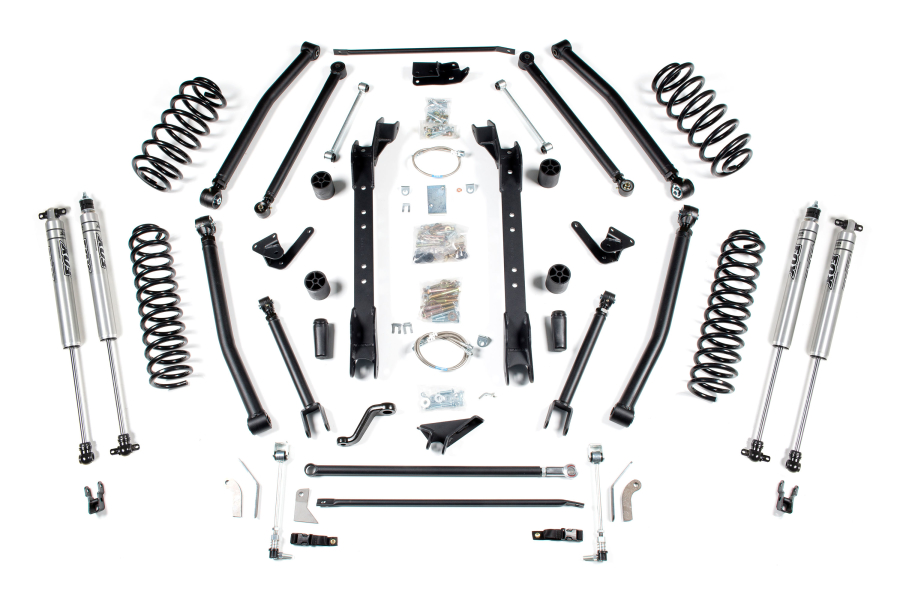 BDS Suspension 6.5in Long Arm Suspension Lift Kit (Part Number:467H)