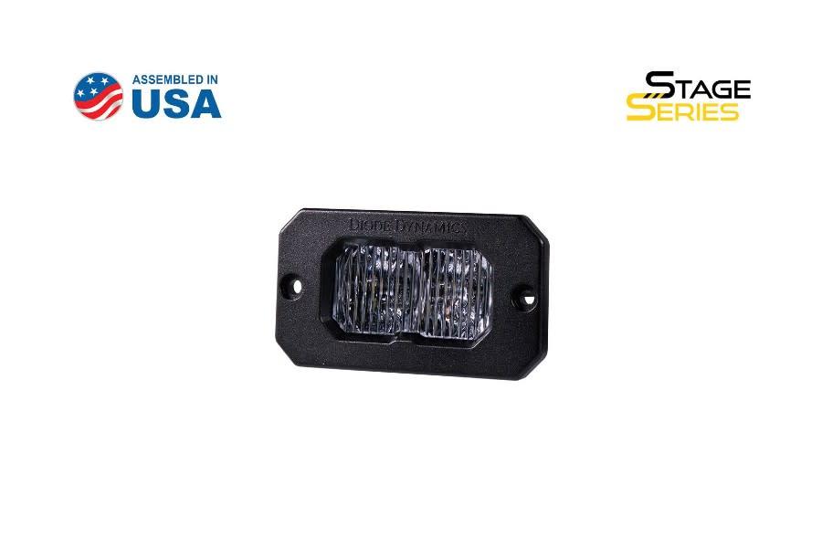 Diode Dynamics SSC2 2IN Pro Flush Mount LED Fog Pod, ABL