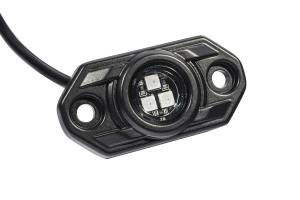 KC HiLiTES 6 PC RGB Rock Light Kit
