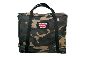 WARN Heavy-Duty Winching Accessory Bag, Camouflage (Part Number: )