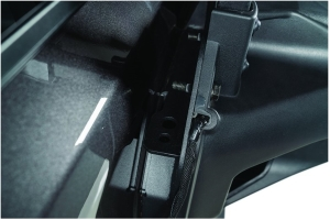 Rugged Ridge Spare Tire Relocation Bracket - JL