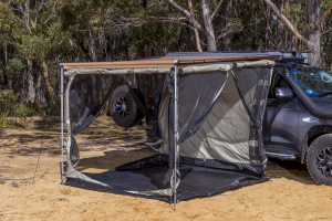 ARB Deluxe Awning Room w/Floor 2500X2500  (Part Number: )