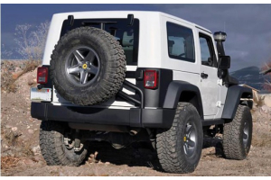 AEV Tire Carrier ( Part Number: 10305020AC)
