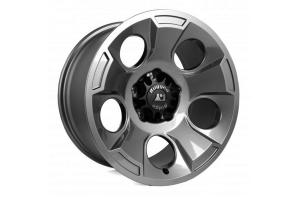 Rugged Ridge Drakon Wheel 17X9 5x5 - JT/JL/JK