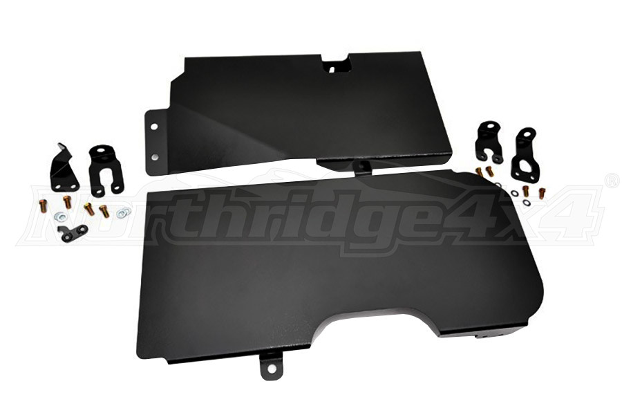 Rough Country Gas Tank Skid Plate (Part Number:795)