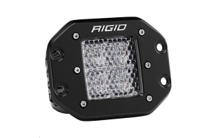 Rigid Industries D-Series Pro Flood Light Flush Mount Diffused (Part Number: )