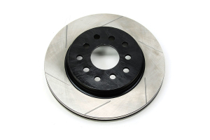 Teraflex JK Front Big Brake Slotted Rotor - Passenger  (Part Number: )
