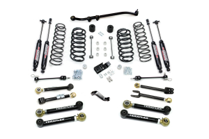 Teraflex 4in Lift Kit W/8 Flexarms Trackbar & 9550 Shocks (Part Number: )