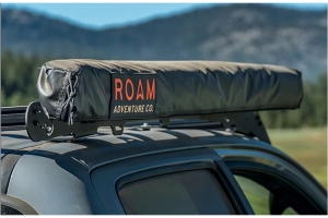 Roam Rooftop Awning, 6.5ft x 8ft - Black