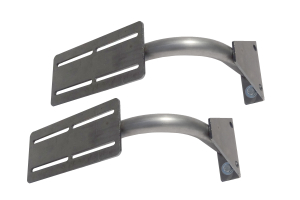 LOD Destroyer RotoPax 2 or 3 gallon Pair Side Mount Bare Steel (Part Number: )