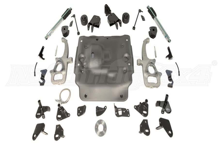 AEV 4in DualSport Suspension - for Air Ride and Rebel - Ram 1500 2013+