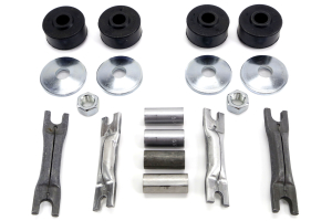 Rubicon Express 2in Budget Boost Lift Kit, w/ Shocks (Part Number: )
