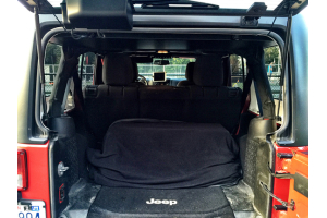 Grenadeacorp Sub Roof Concealed Locking Storage System 4 Door (Part Number: )