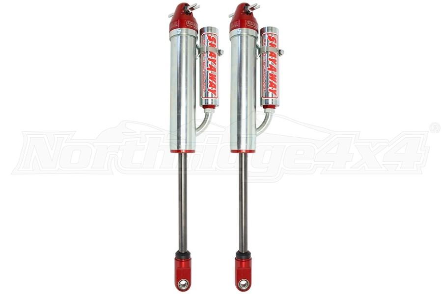 Sway-A-Way 2.5in Rear Shock Kit, 6in Lift - JK