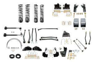 Synergy Manufacturing 3in Suspension System Lift Kit, Stage 4 (Part Number: )