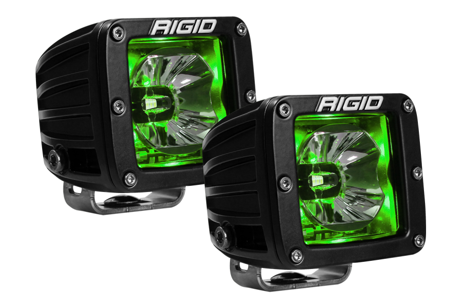 RIGID INDUSTRIES RADIANCE POD Green Backlight (Part Number:20203)