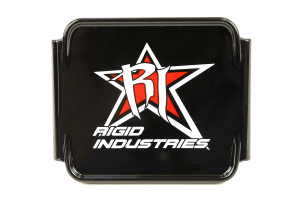 Rigid Industries Dually/D2 Light Cover Black ( Part Number: RIG20191)