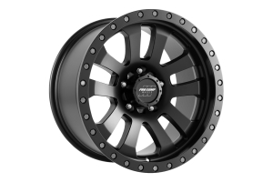 Pro Comp Series 7036 Wheel Flat Black 18x9 5x5 (Part Number: )