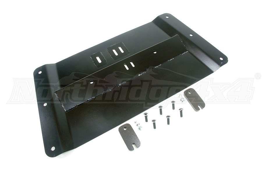 Teraflex Belly Up Skid Plate Kit (Part Number:4648400)
