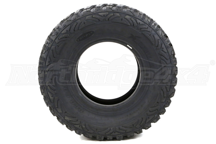 Pro Comp 37X12.50 R17 Maximum Traction Tires (Part Number:771237)
