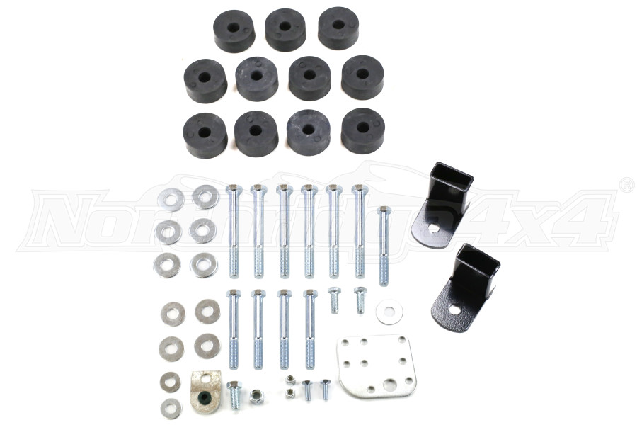 Teraflex Body Lift Kit 1in - TJ/LJ