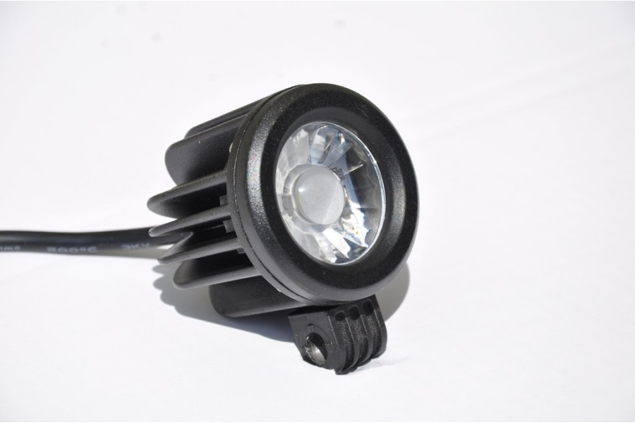 DV8 Offroad Round 2in LED Light Spot Beam (Part Number:R2.2C10W10W)