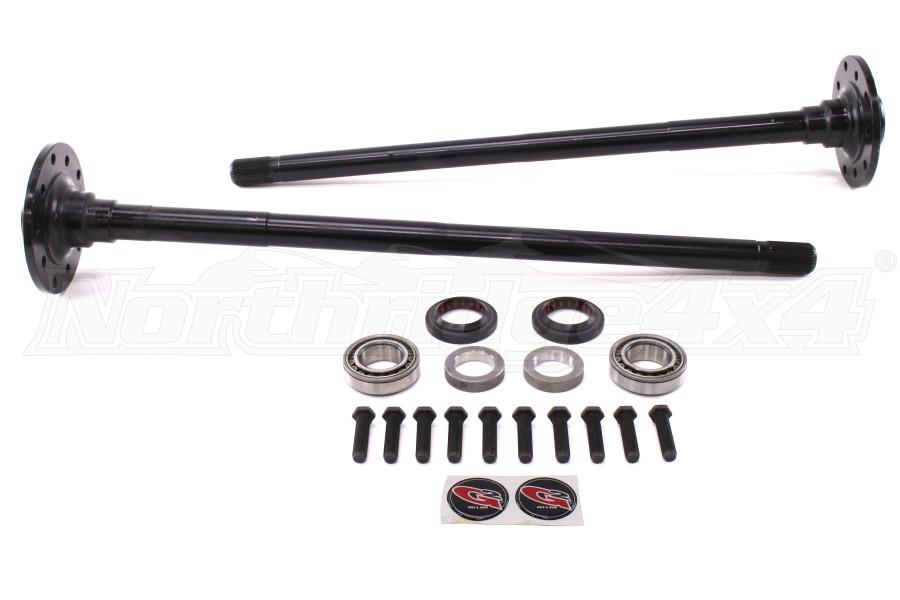 G2 Axle and Gear Rear Dana 44 Chromoly Axle Kit 32 Spline