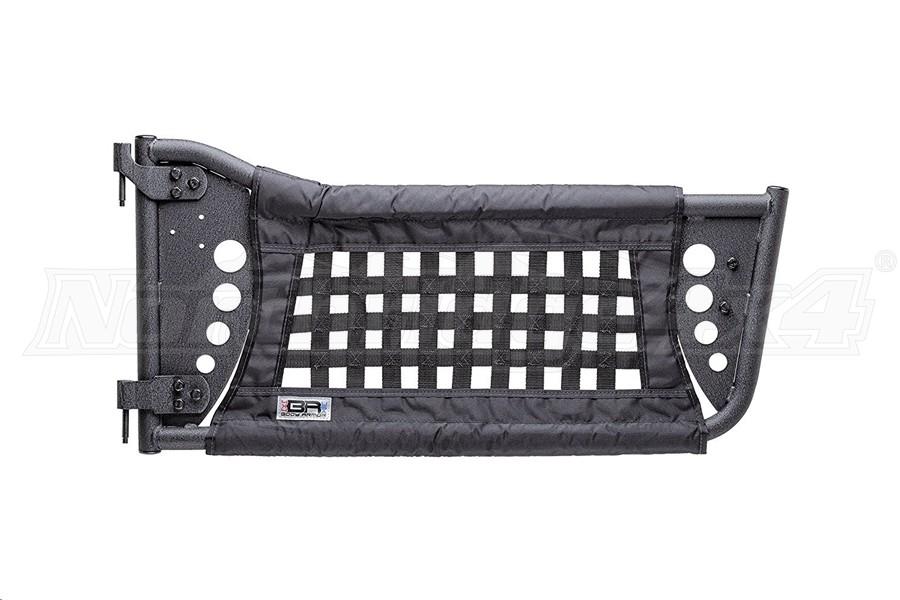 Body Armor GEN 3 Trail Doors Black (Part Number:TJ-6137)