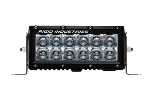 Rigid Industries E-Series Amber Spot 6in (Part Number: )