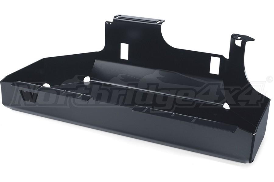 Warn Gas Tank Skid Plate - TJ