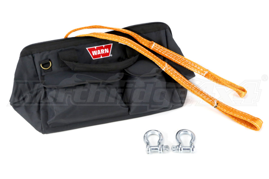 Warn Pullzall Rigging Kit w/Carry Bag (Part Number:685014)