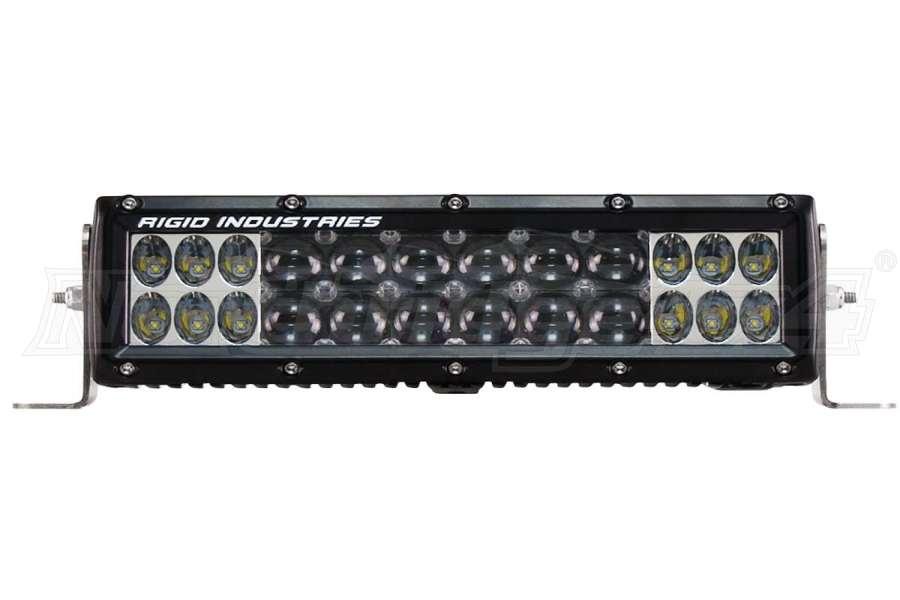 Rigid Industries E2-Series LED Flood/Spot Light Bar 10in (Part Number:178313)
