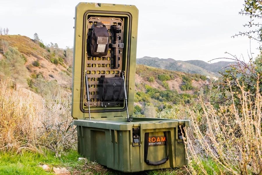Roam Rugged Case Molle Panel - 105L
