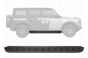 Go Rhino RB10 Running Boards Kit  - Ford Bronco 4Dr