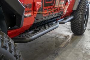 DV8 Offroad Tubular Slider/Step - JL 4dr