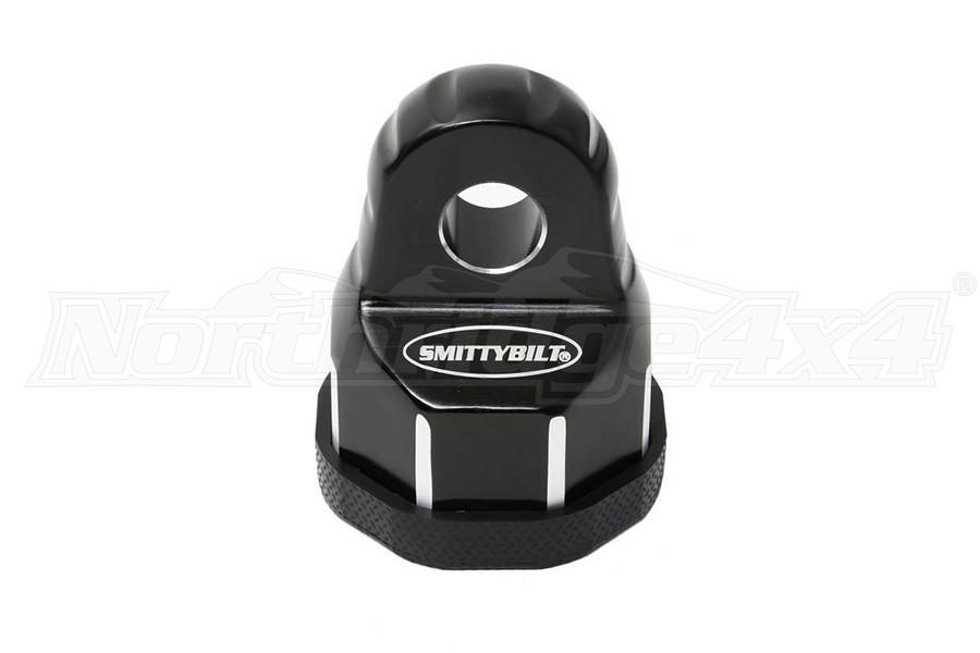 Smittybilt A.W.S. Aluminum Winch Shackle, Black  (Part Number:2820)