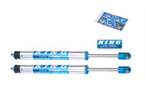King Shocks 2.0 OEM Performance Series Front Shocks 3-5in Lift (Part Number: )