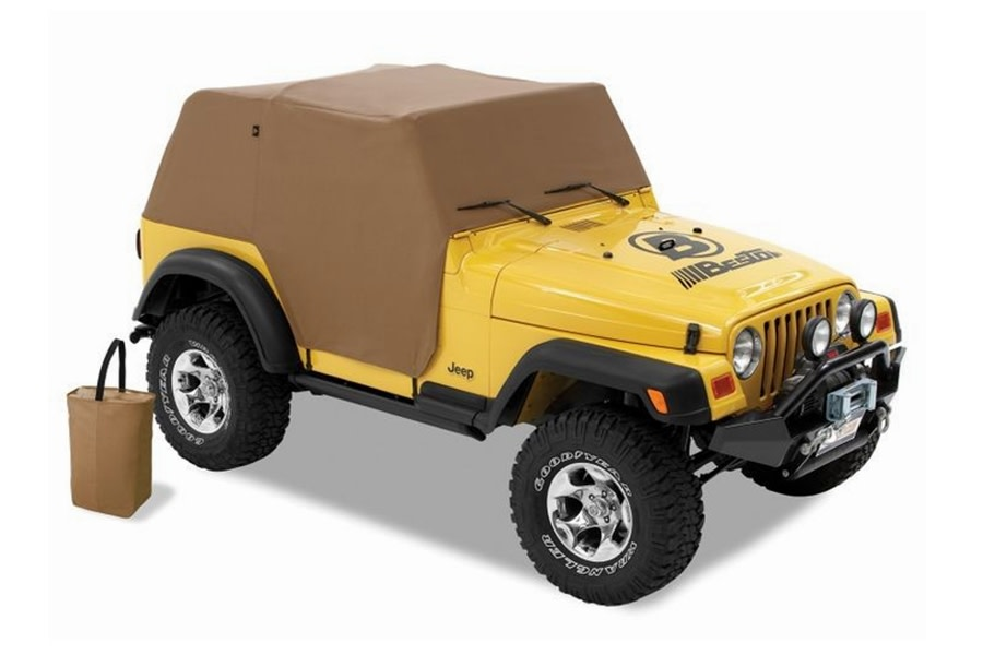 Bestop All-weather Trail Cab Cover - Spice  - TJ except Unlimited