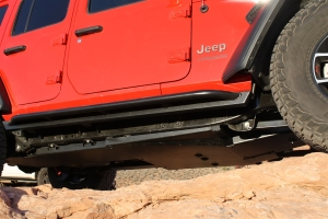 Rock Hard 4x4 Gas Fuel Tank Skid Plate  (Part Number: )