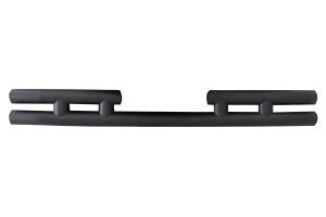 Smittybilt Tubular Rear Bumper Texture Black - JK